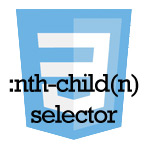 :nth-child selector CSS3